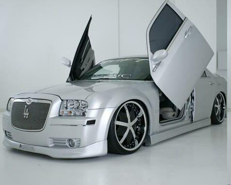 Chrysler 300 Body Kits